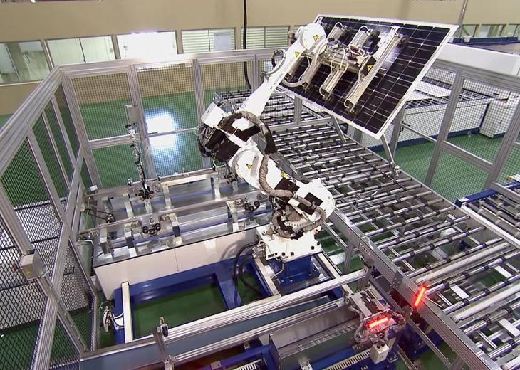 NPC incorporated | Global leader of solar module manufacturing equipment